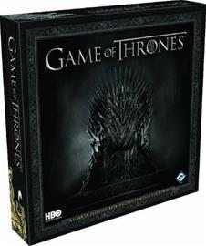 Game Of Thrones Card Game, lauta-/korttipeli