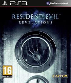 Resident Evil Revelations, PS3-peli