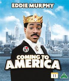 Prinssille morsian (Coming to America, Blu-ray), elokuva