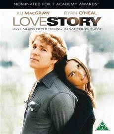 Love Story (Blu-Ray), elokuva