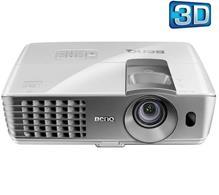 BenQ W1070, videotykki