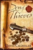 Ancient Blades Trilogy 1. Den of Thieves (David Wellington), kirja