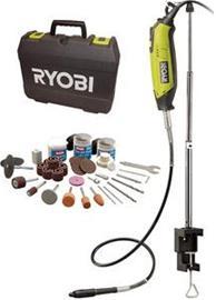 Ryobi EHT150V (5133000754) 150W, suorahiomakone ja 115-os. tarvikesarja