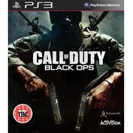 Call of Duty: Black Ops, PS3-peli