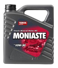 Teboil Moniaste 10W-30 4 l