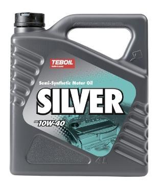 Teboil Silver 10W-40 4 l