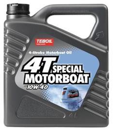 Teboil 4T Special Motorboat 10W-40 4 l