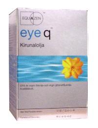 Eye Q, kirunaaliöljy 180 kaps.