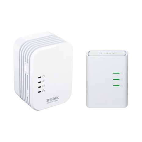 D-Link DHP-W311AV, HomePlug-adapterit