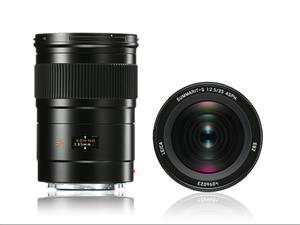 Leica Summarit-S 35mm f/2.5 ASPH, objektiivi
