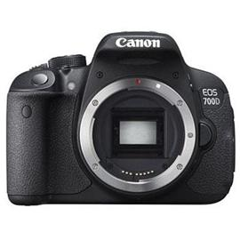 Canon EOS 700D Kit (18-55mm), järjestelmäkamera