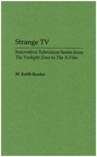 STRANGE TV (BOOKER), kirja