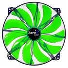 Aerocool Silent Master LED - 200mm, kotelotuuletin