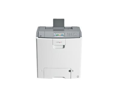 Lexmark C748de, tulostin