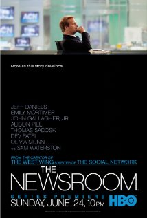 The Newsroom: Kausi 1, TV-sarja