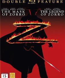 The Legend of the Zorro + The Mask of Zorro (Blu-Ray), elokuva