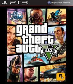 Grand Theft Auto V (GTA 5), PS3-peli