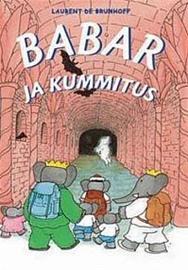 Babar ja kummitus (Laurent de Brunhoff), kirja