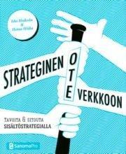 Strateginen ote verkkoon (Hakola Ida Hiila Ilona), kirja
