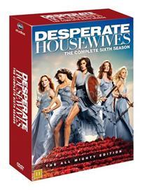 Täydelliset naiset (Desperate Housewives)  kausi 6 TV-sarja 81d0f297d8