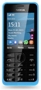 Nokia 301, puhelin