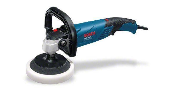 Bosch GPO 14 CE Professional, kiillotuskone