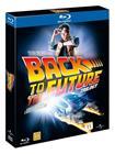 Paluu tulevaisuuteen -trilogia (Back to the Future, Blu-ray), elokuva