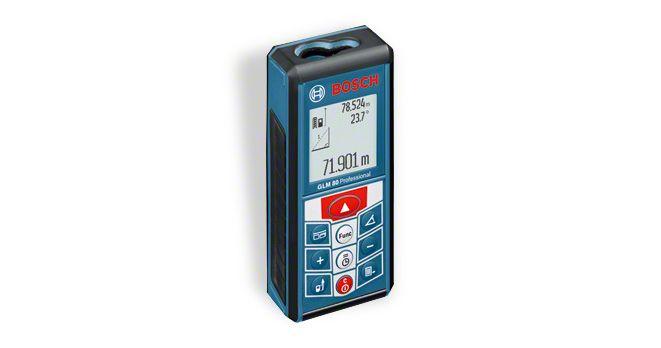Bosch GLM 80 Professional, laseretäisyysmittalaite