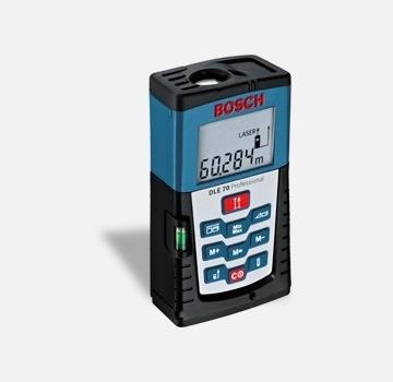 Bosch DLE 70 Professional (0601016600), laseretäisyysmittalaite