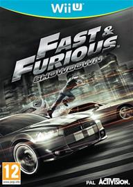 Fast & Furious: Showdown, Nintendo Wii U -peli