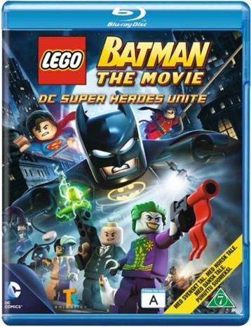 Lego Batman: The Movie (Blu-ray), elokuva