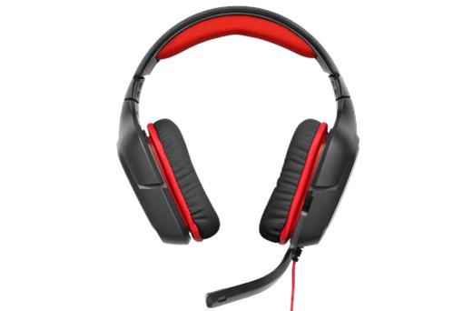Logitech G230, kuulokkeet