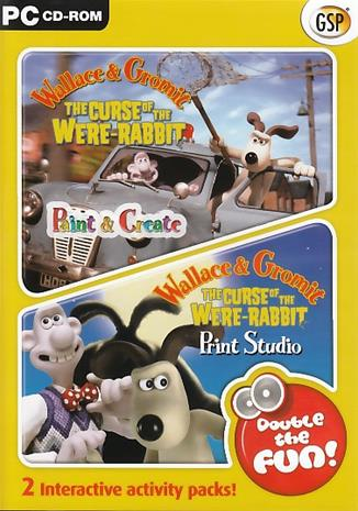 Wallace and Gromit Double Fun Pack, PC-peli