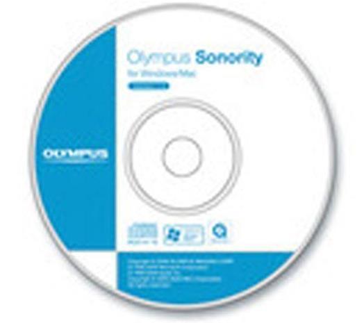 Olympus Sonority Software, äänenkäsittelyohjelma