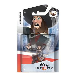 Disney Infinity - Barbossa, hahmo