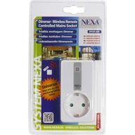 Nexa EYCR-200, kaukokytkin himmennys