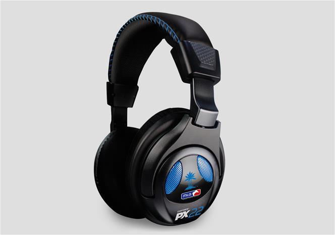Turtle Beach Ear Force PX22 (PS3), kuulokkeet
