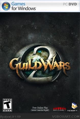 Guild Wars 2, PC-peli