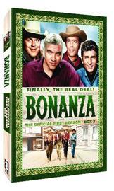 Bonanza: 1. kausi, TV-sarja