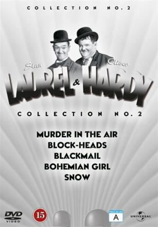 Laurel And Hardy Collection 2, elokuva