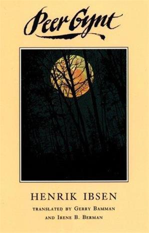 Peer Gynt (Henrik Ibsen), kirja