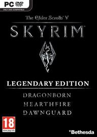 The Elder Scrolls V (5): Skyrim: Legendary Edition, PC-peli