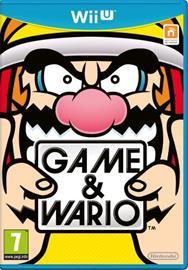 Game & Wario, Nintendo Wii U -peli