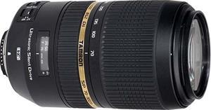 Tamron SP 70-300mm f/4.0-5.6 Di VC USD, objektiivi