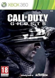 Call of Duty: Ghosts, Xbox 360 -peli