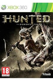 Hunted: The Demon's Forge, Xbox 360 -peli