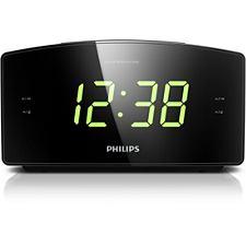 Philips AJ3400/12, kelloradio