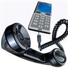 Langallinen retroluuri puhelimelle