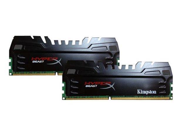 8 GB, 2400 MHz DDR3 (2 x 4 GB kit), keskusmuisti