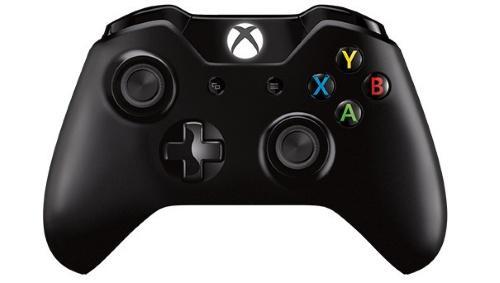 Microsoft Xbox One Wireless Controller, langaton ohjain